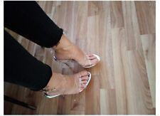 Women Summer Platform High Heels Strappy Sandals Shoes Stripper Pole Dance Brand