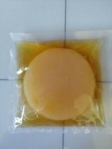 kombucha Scoby rond ou polyforme environ 6 cm élevé au thé bio + liquide reprise