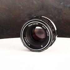 ^Pentacon Auto 50mm f1.8 Fast Prime Lens M42 Mount [LIGHT FUNGUS]