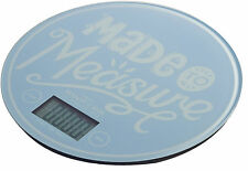 Mason Cash Bake My Day Electronic Scales Digital Electronic Kitchen Scales Blue