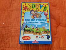 Noddy Toyland Express Train First Memory Game 1999 ~ Ages 3+ ~ RARE