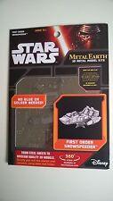 Star Wars Metal Earth First Order Snowspeeder