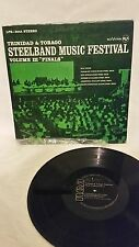 "TRINIDAD & TOBAGO STEEL BAND MUSIC FESTIVAL VOLUME III ""FINALS"" -"