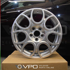 "ALFA ROMEO 159 BRERA SPIDER GENUINE ORIGINAL 18"" ALLOY WHEEL 156071309"