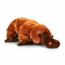 Korimco 17cm Panchos Platypus Kids Animal Soft Plush Stuffed Toy Brown 3y