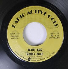Soul 45 Honey Cone - Want Ads / When Will It End On Buddah Records Inc.