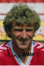 Middlesbrough mano firmato David Mills 6x4 Foto.