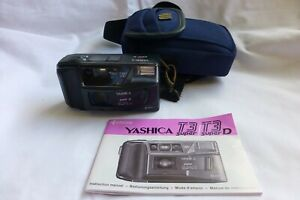 Yashica T3 Super Date Compact Camera mit Carl Zeiss 2,8/35mm Top!