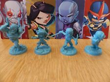Marvel United board game: Drax, Mantis, Nebula, Nova! Kickstarter Exclusives