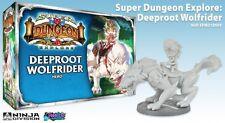 Super Dungeon Explore: Deeproot Wolf Rider NJD SPM210505