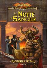 La Notte di Sangue. DragonLance - Le guerre dei minotauri 1 -di Richard A. Knaak