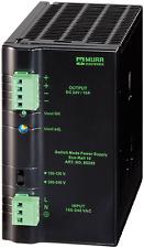 Murr Elektronik Eco-Rail Netzteil, Schaltnetzteil, DIN-Netzgerät 24 V/DC 10 A 24