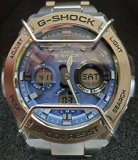 Casio G-Shock G-Steel World Time Men's Watch GST-S110D Collectors Blue Edition