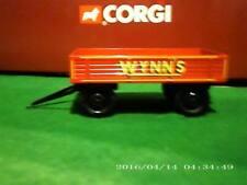 Corgi Heavy Haulage STEAM Trailer  WYNNS OLD Only 1/50