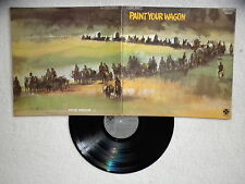 LP Paint Your Wagon : Music From The Soundtrack - Paramount 2c 064-90591 FR §