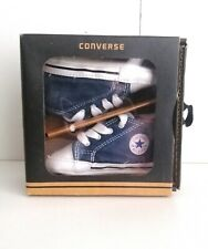 Cute Baby Converse Blue UK Size 2
