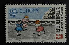 Timbre France -  n°2584. Jeux d'enfants. Europa
