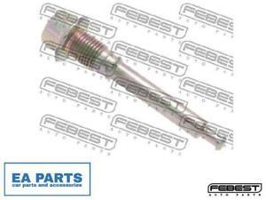 Guide Bolt, brake caliper for INFINITI NISSAN RENAULT FEBEST 0274-J10LOWR