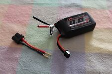 Turnigy GRAPHENE 800Mah 7.4V 2S LiPo Battery BSR 1000  NEW