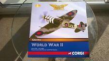 Corgi Limited Edition Polish Spitfire Aircraft Model, WC Stefan Witorzenc