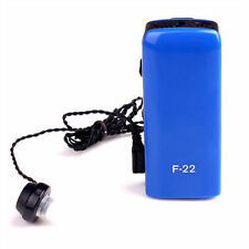 Hearing Aid F-22 ,CE,sound amplifier, voice amplifier, Handicapped Scooters