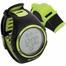 Fox 40 Whistle & Watch Set For Football Soccer Rugby Referee Coach Sport Camping