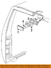GM OEM Cargo Lamps-Lens 5969836