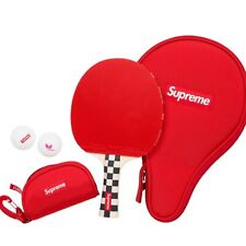 BRAND NEW UNOPENED Supreme Butterfly Table Tennis Racket Set FREE SHIPPING
