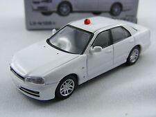 Nissan Skyline 25GT-X Zivilstreife,Tomytec Tomica Lim.Vint.Neo LV-N126a,1/64