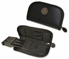 LEATHER POUCH DART CASE 56452 FREE SHIPPING