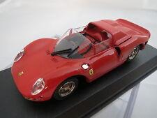 Best 9019 Ferrari P/2 Prova, rot, 1:43, unbespielt, TOP !