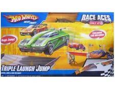 Hot Wheels Race Aces Triple Launch Jump Race Set - Target Exclusive 2009