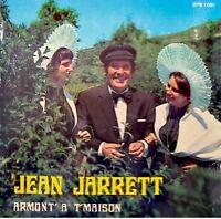 JEAN JARRETT armont' a t'maison/des herings EP45T NM++