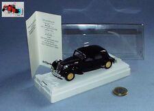 Solido pour le Bijenkorf 1/43 : Citroen 15cv Traction Paris-Moscou) + certificat