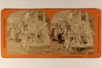 Francia Esposizione Universale Da Parigi 1878 Sezione Autriche Foto Stereo