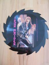 Iron Maiden, Picture Interview Disc Limited Edition, LP, Vinyl