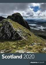 Scotland calendar 2020