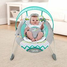 Automatic Baby Bouncer Seat Newborn Infant Nursery Natural Motions 2 speeds Toys