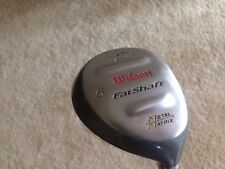 Wilson Fatshaft Railer 17° 5 Wood Regular Flex Graphite Shaft