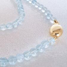 Blue Not Enhanced Aquamarine Fine Jewellery