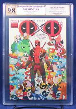 Deadpool Kills DP #1 PGX (not CGC) 9.8 NM/MT Gurihiru My Little Pony signed Bunn
