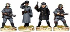 Back of Beyond German Mercenaries (4) 28mm Copplestone Castings New!