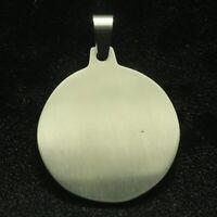 Saint Michael Archangel St. Catholic Patron Metal Medal Pendant Chain Necklace
