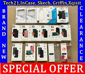 Tech21,Griffin,Skech,XQISIT Case Cover For iPhone 11 12 Mini Pro Max X XR XS MAX