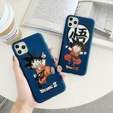 New Cartoon Dragon Ball Anime Phone Case Cover for iPhone 11 Pro Max X 7 8Plus