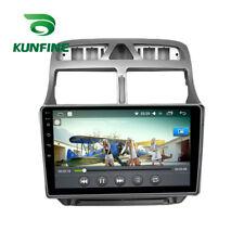 Android 9.1 Autoradio Stereo GPS Navigazione per Peugeot 307 Headunit