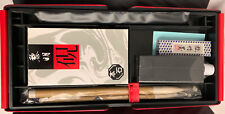 Raymay Japanese Calligraphy Ink Brush Writing/Painting Set ReiMei New w/ Case
