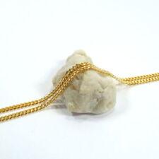 Collares y colgantes de joyería de oro amarillo de 14 quilates oro