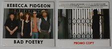 Rebecca Pidgeon  Bad Poetry  U.S. promo cd sealed