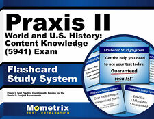 Praxis II World and U.S. History: Content Knowledge (5941) Exam Flashcards